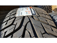 Two 275 55 20 117 V XL Hankook Ventus ST Tyre