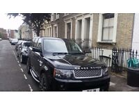 RANGE ROVER SPORTS 3.6TD AUTOBIOGRAPHY EDITION! ONLY 50K MILES!!!