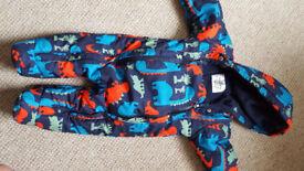 M&S Snowsuit 3-6m