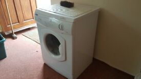 tumble dryer hotpoint aquarius 6kg vented