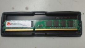 NEW 4GB DDR4 RAM 1600MHz