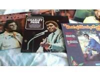 Charley Pride LP's