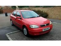 Vauxhall Astra 1.6 petrol 90k full service history
