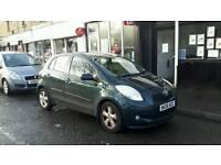 2006 Toyota yaris Automatic 1.3 5dr one owner full service history low warranted mileage (28000)