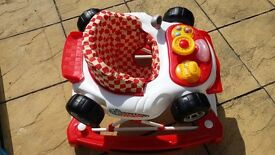Baby walker - excellent condition, hardly used