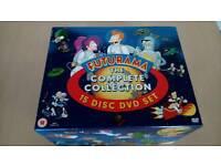 Futurama collection 15dvd