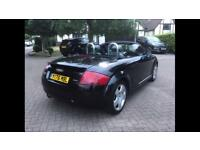 Convertible Audi TT 1.8 Turbo QUATTRO 180BHP Petrol Competition wheels MOT Leather