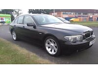 BMW 7 Series, 735i, 3.6 Petrol, Automatic
