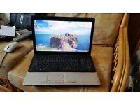 HP COMPAQ PRESARIO CQ61 300g hard drive 3g memory webcam wifi dvd drive hdmi charger