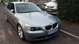 BMW 545ise sport