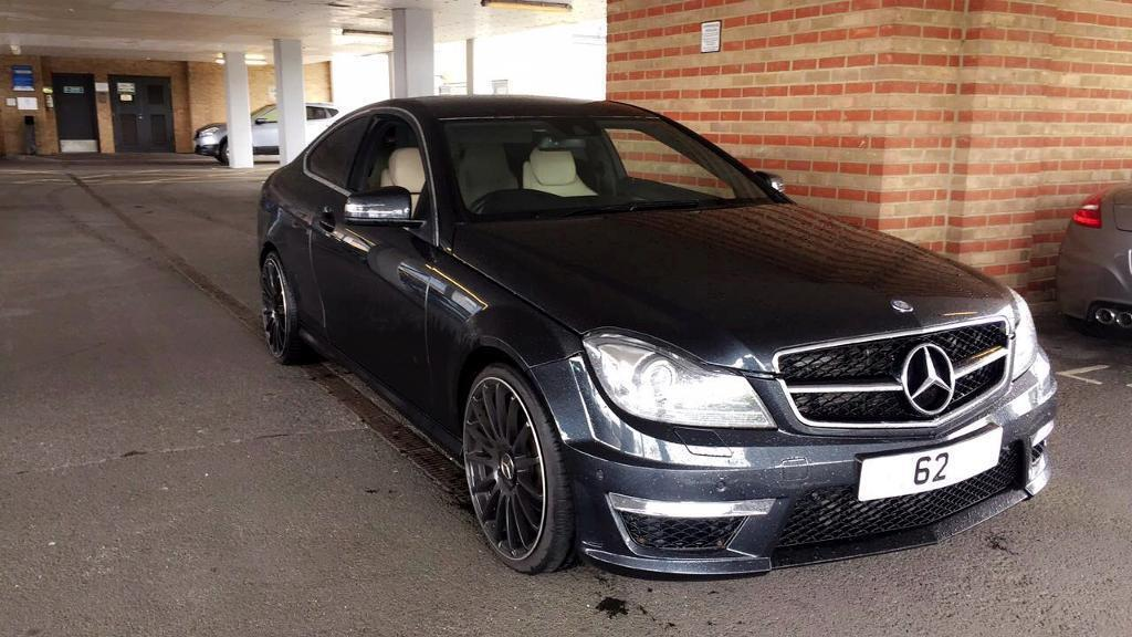 2012 mercedes c220 amg coupe c63 styling c class cdi in adamsdown cardiff gumtree - 2012 mercedes c63 amg coupe ...