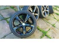 """Audi alloy wheels 18"""""""