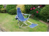 2nr Folding camp chairs
