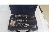 Buffet B12 Bb Clarinet + Reeds, Stand and Books. Perfect Condition.
