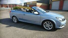 Vauxhall astra twintop 1.8 convertible low milage