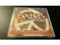 SIXTIES CLASSICS..4 CDS BOX SET....NEW UNPLAYED...