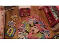 baby girls toy bundle quick sale all like brand new !!