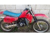Suzuki Ts125x Field Bike