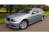 BMW 3 Series 2.0 320d SE Touring 5dr FULL HISTORY+LEATHER+SENSORS