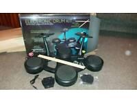 Electronic drumkit