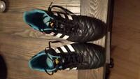 Adidas pro cleats size 9.5 mens