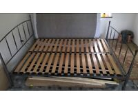 Double Bed Frame - King Size