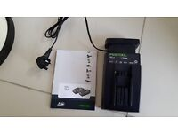 FESTOOL TCL6 fast charger -brand new
