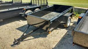 2016 Advantage 4x7 Steel Utility Trailer (BT483) London Ontario image 3
