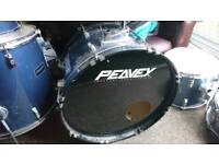 Various Peavey Drum heads and spares JOBLOT