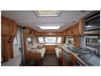 Compass Omega 544 4 Berth Caravan