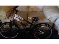 boys 20inch wheel hot rod bike age 7-9