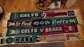 Celtic Fc scarves