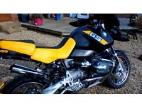 BMW 1150 GSA STUNNING YELLOW AND BLACK WELL LOOKED AFTER GS ADVENTURE