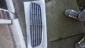 mercedes c180 w203 bonnet grill