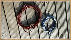 Car speaker Amp wiring RCA splitter