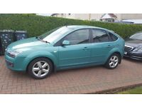 FORD FOCUS 1.6L (57) CLIMATE PACK