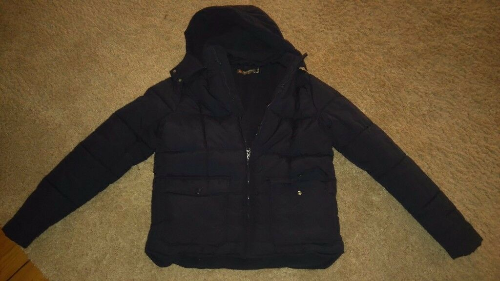 Peter storm boys coat aged 13 yrs. Worn once.