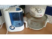 Offers welcomed for Cooker Oven &Vicks Dehumidifier