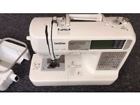 Brother Sewing and Embroidery Machine with Accessories SE425
