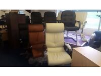 Large quantity of NEW&SECOND HAND office chairs available