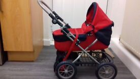 Kids mamas & papas dolls pram pushchair