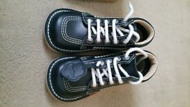 Kickers Childrens Shoes.