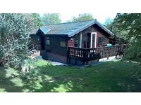 Lodge for sale at Brightwater Lakes, near Welshpool, Powys