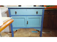 Sideboard - upclycled - solid wood