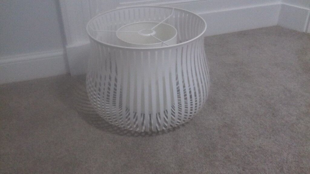 John lewis ceiling light shade as new condition