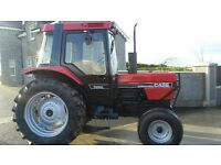 1991 case international 785 xl good order £5900