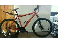 "Bigfoot Muddyfox Mountain bike (20"" FRAME)"