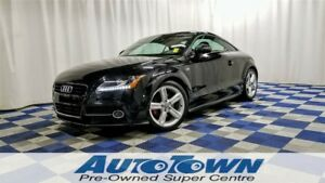 2013 Audi TT S line Competition AWD/LEATHER/ONE OWNER/BOSE