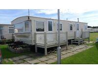 carnaby conwy 31/12 foot 2 bed static caravan 2001