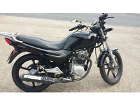 125cc bike full mot